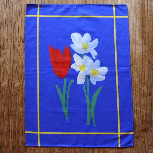 Provençal Floral Tablecloths for Spring
